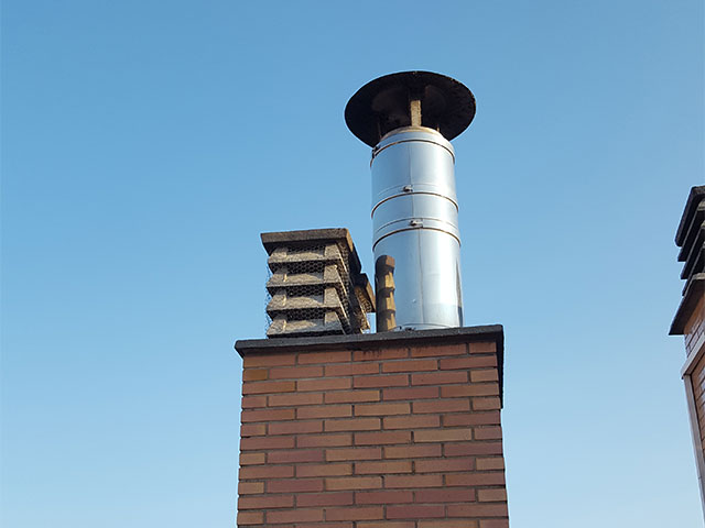 Chimeneas y Ventilacion